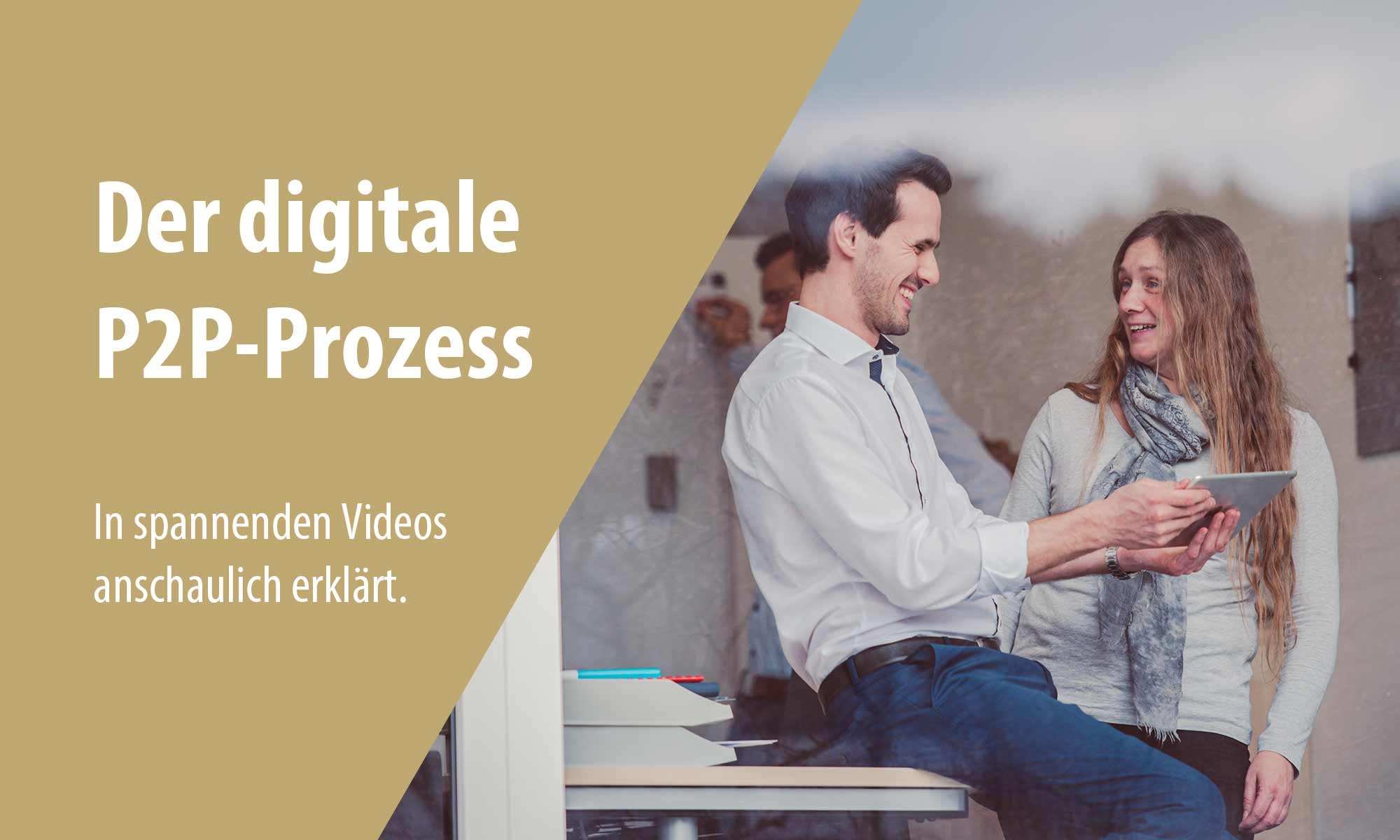 Der digitale Purchase to Pay Prozess