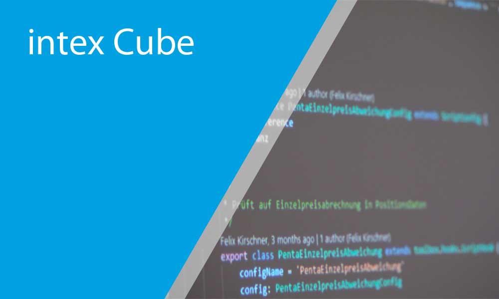 intex Cube
